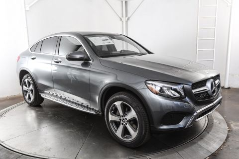 New 2017 Mercedes-Benz GLC GLC300 AWD 4MATIC®
