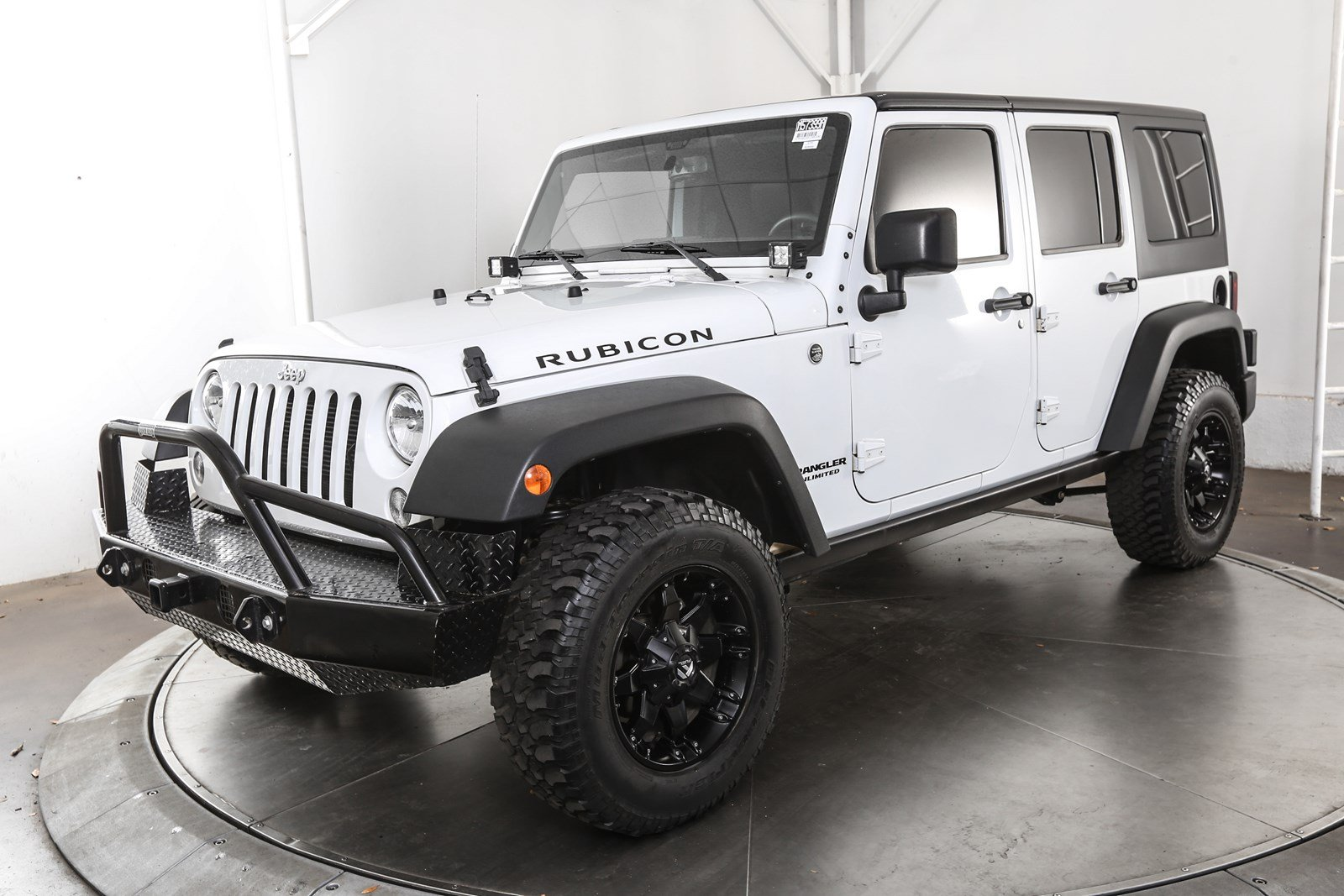 pre-owned 2015 jeep wrangler unlimited rubicon 4d sport utility in