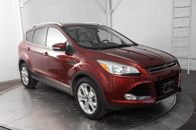 Pre-Owned 2015 Ford Escape Titanium