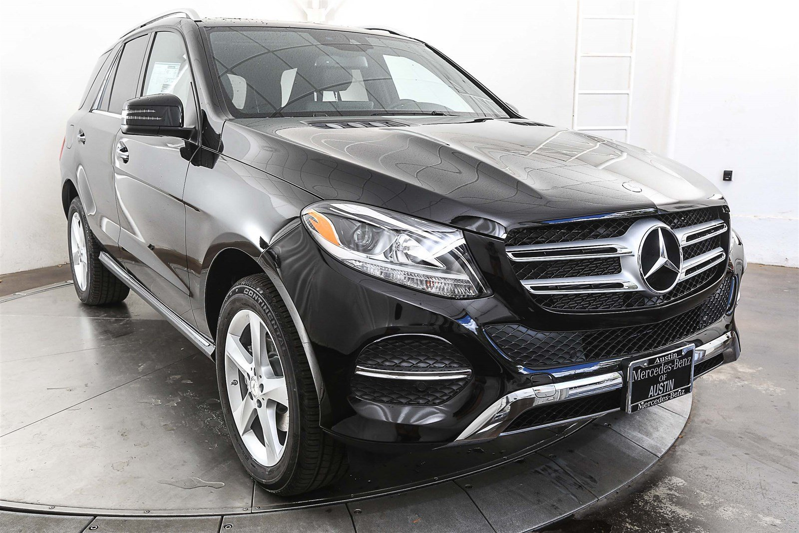 Pre owned 2017 mercedes benz gle gle 350 suv in austin for Mercedes benz of austin