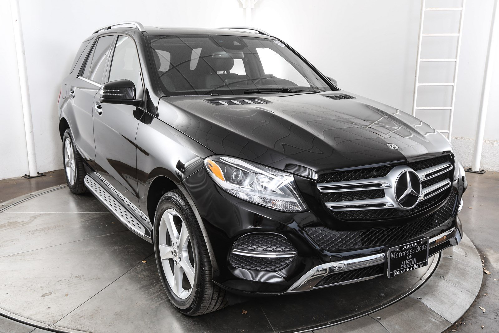 Certified pre owned 2018 mercedes benz gle gle 350 suv in for 2018 mercedes benz gle