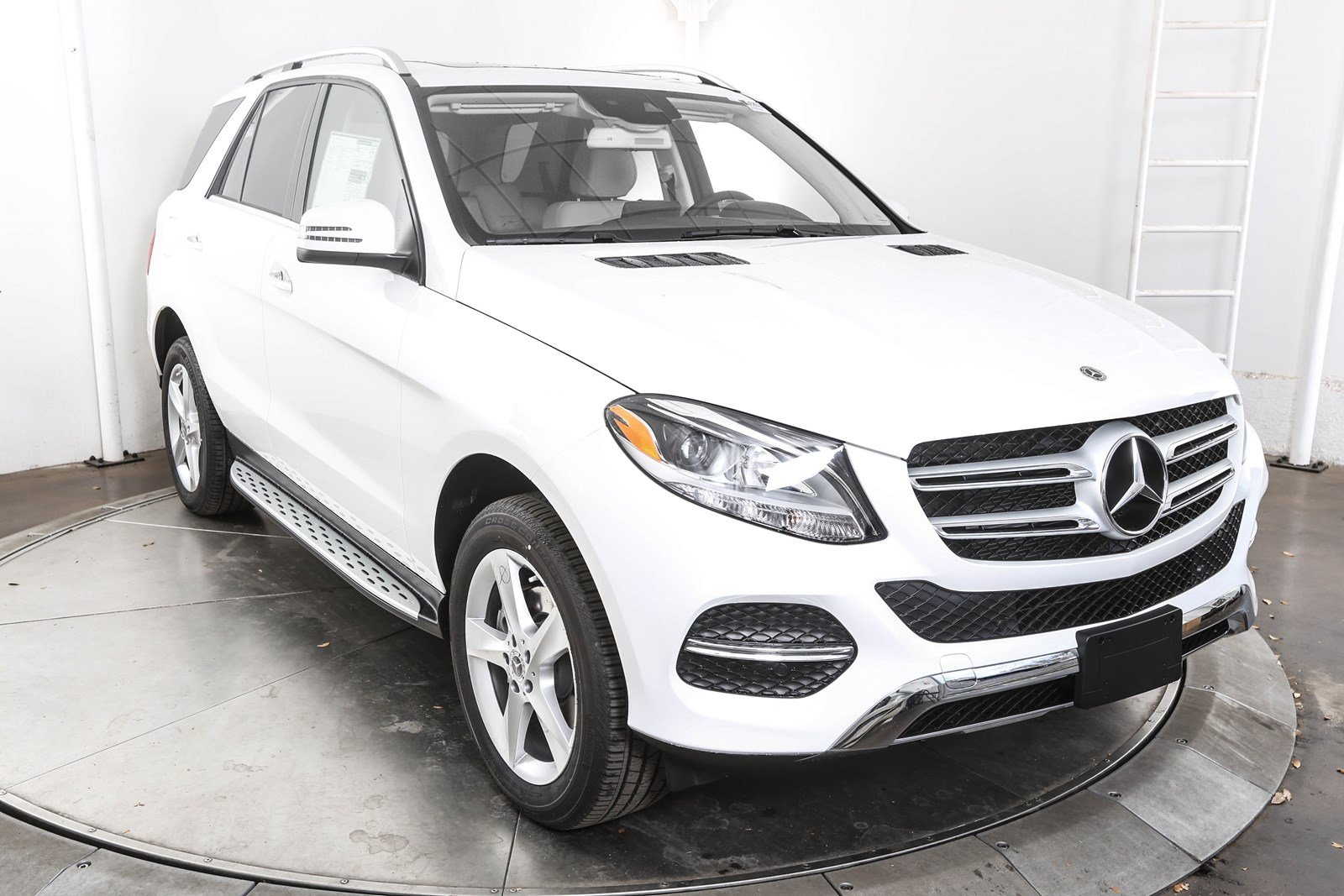 Certified Pre Owned 2018 Mercedes Benz Gle Gle 350 Suv In Austin