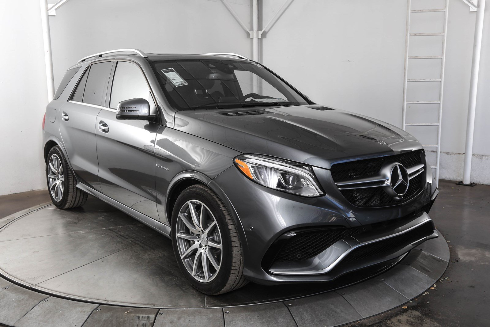 New 2019 Mercedes Benz Gle Amg 63 Suv