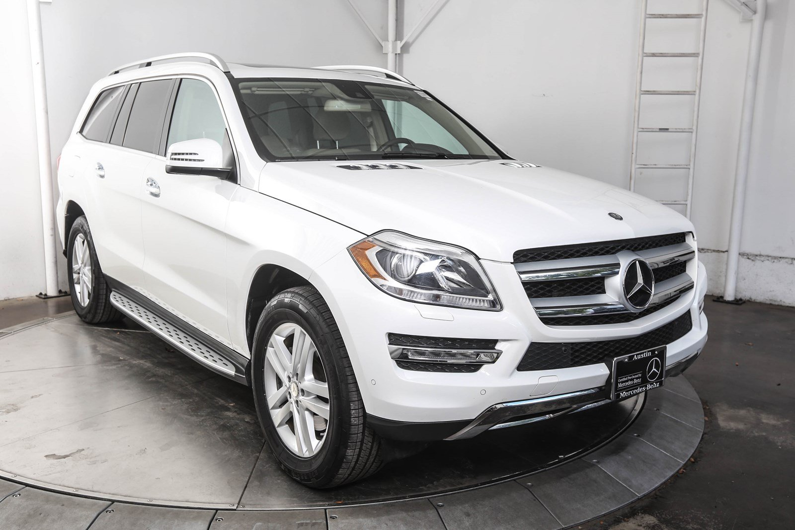 Certified Pre-Owned 2016 Mercedes-Benz GL-Class GL 350