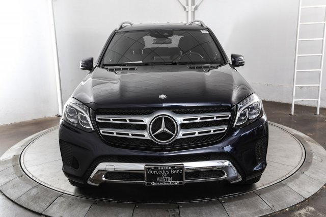 pre owned 2017 mercedes benz gls gls450 4d sport utility in austin ml55807 mercedes benz of. Black Bedroom Furniture Sets. Home Design Ideas