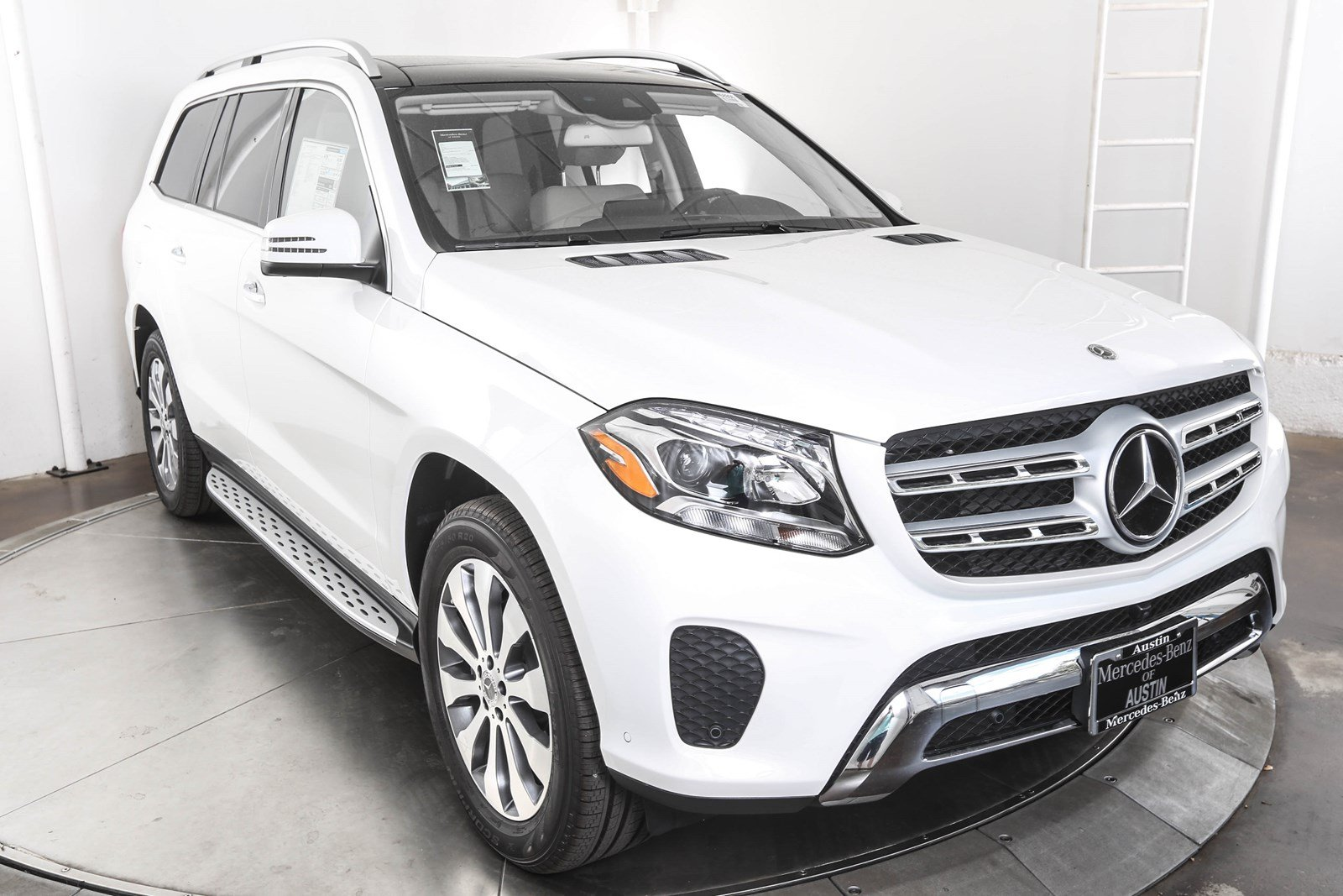 New 2018 Mercedes Benz Gls 450