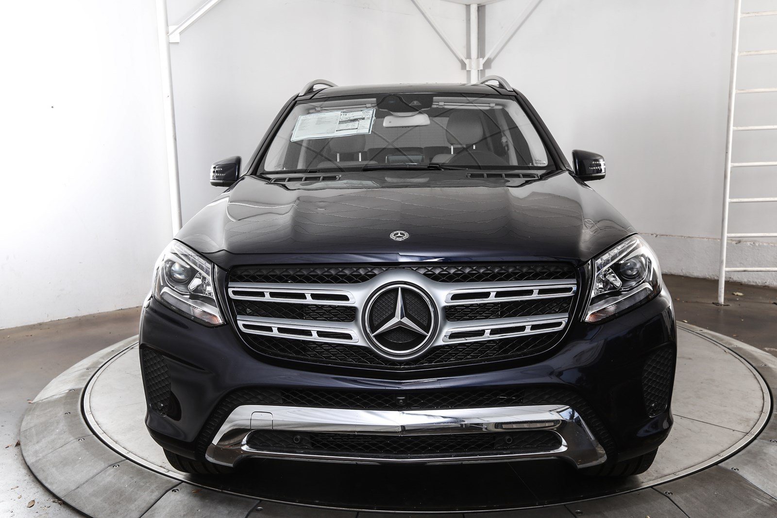 Certified pre owned 2018 mercedes benz gls gls 450 suv in for Certified mercedes benz