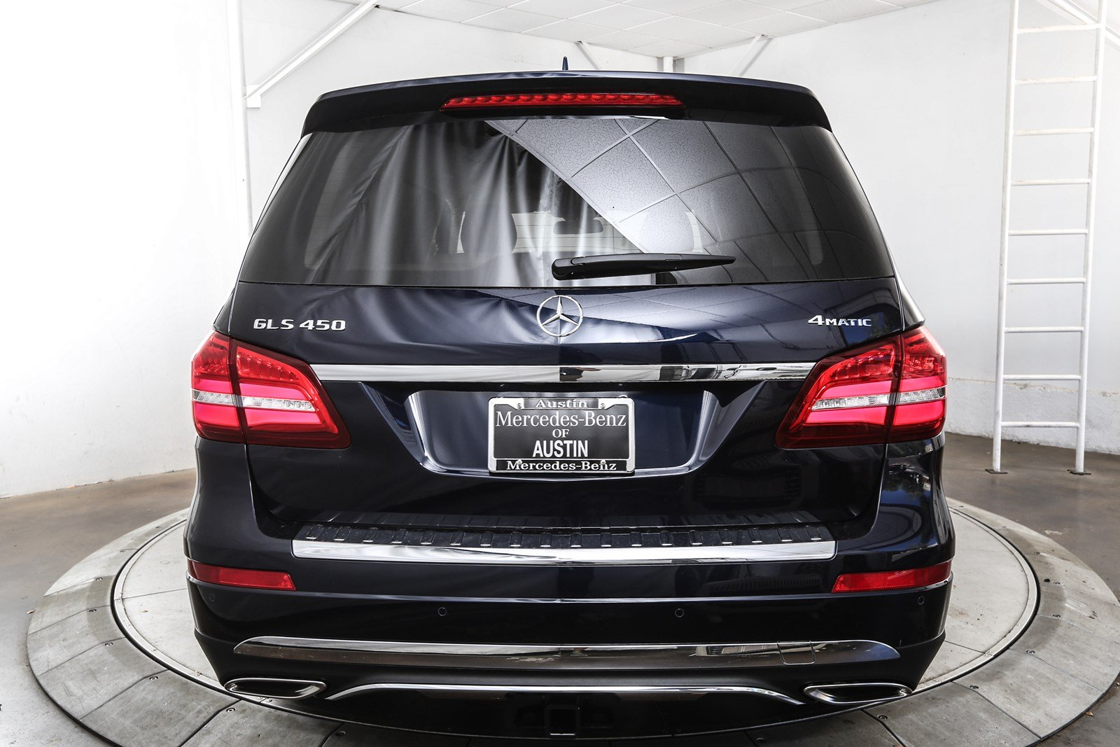 New 2017 mercedes benz gls gls 450 suv in austin m56834 for 2017 mercedes benz gls 450