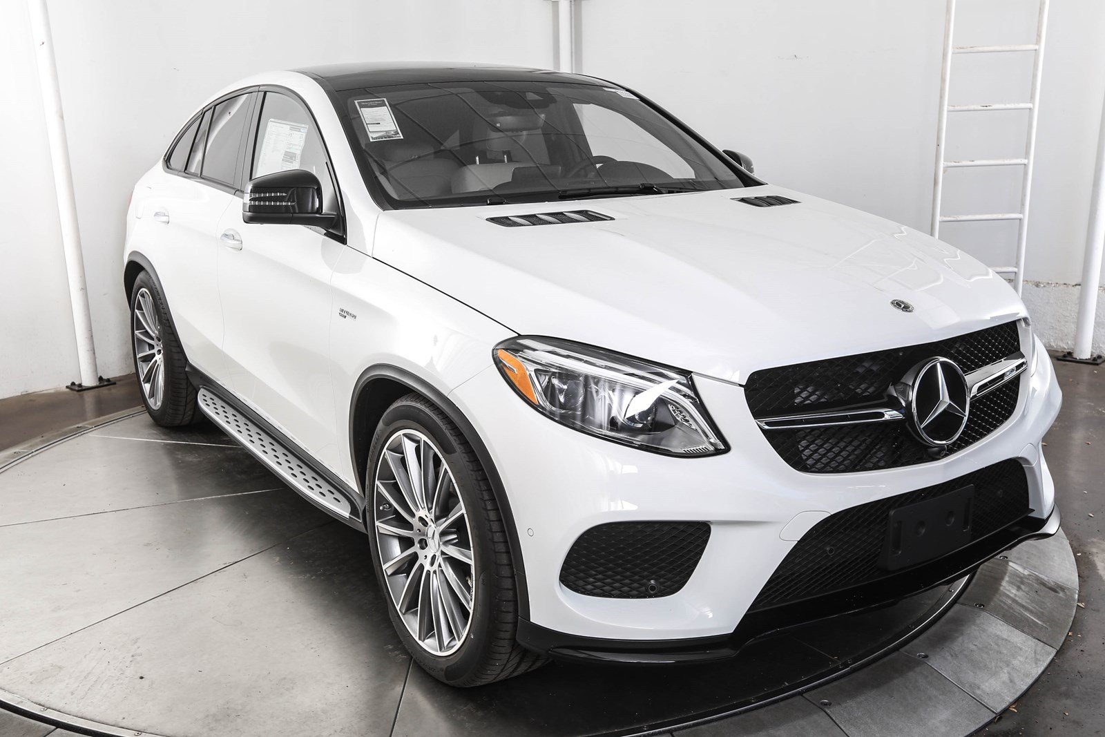 New 2019 Mercedes Benz Gle Amg Gle 43 Coupe Coupe In Austin M59169