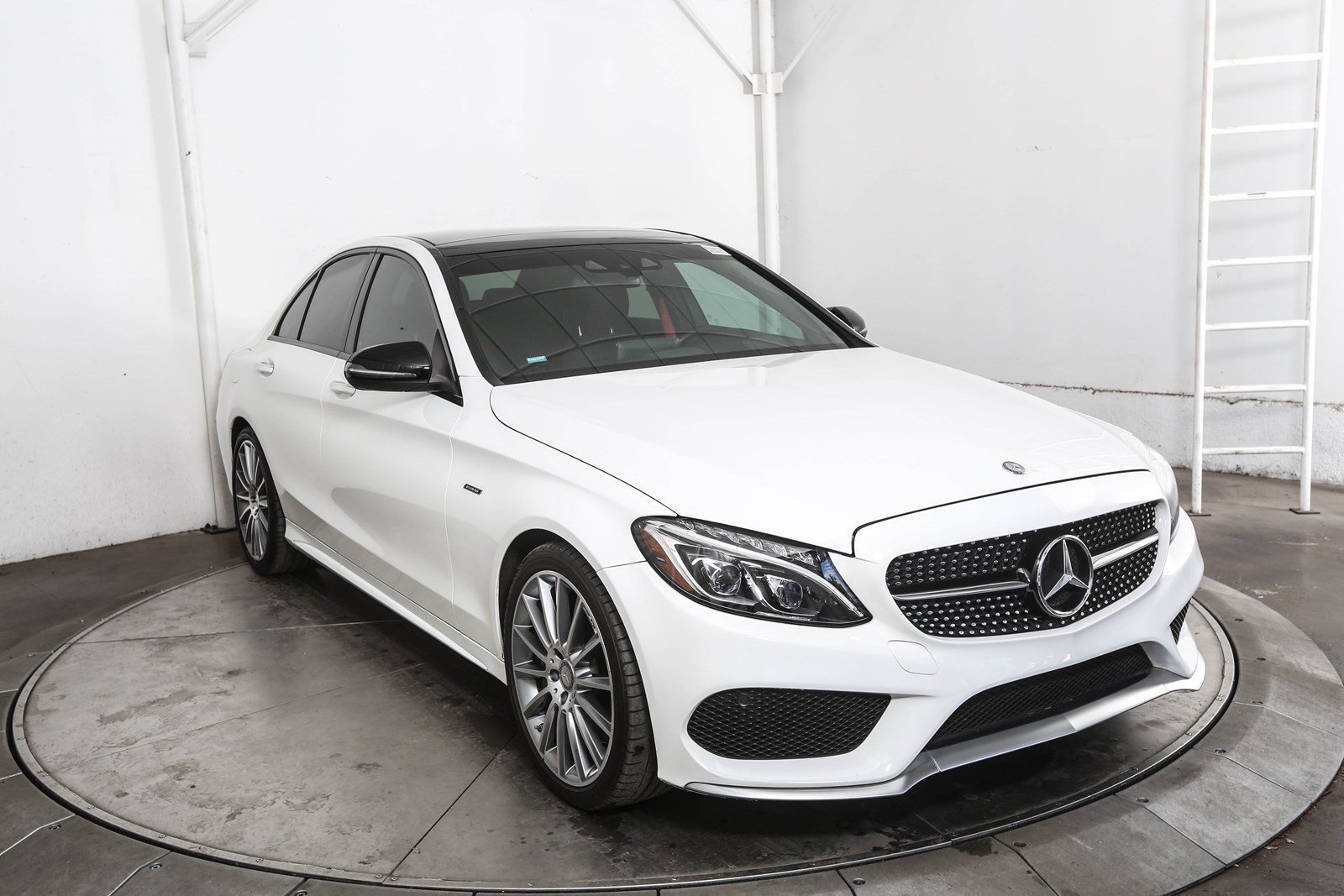 Certified Pre-Owned 2016 Mercedes-Benz C-Class C 450