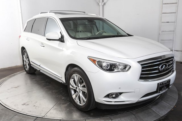 Pre-Owned 2013 INFINITI JX35 Base