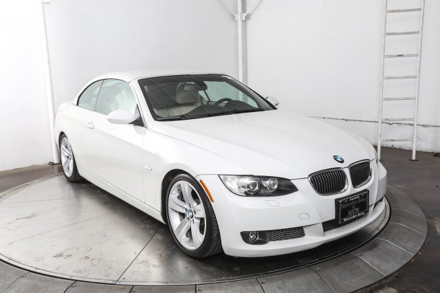 BMW 335I Convertible >> Pre Owned 2008 Bmw 3 Series 335i With Navigation