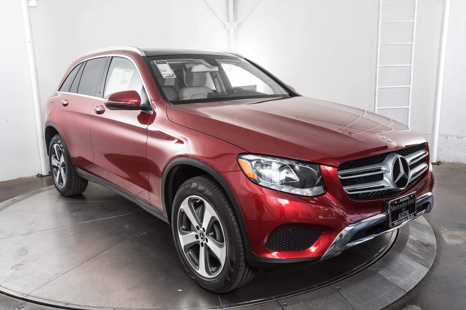 New 2019 Mercedes Benz Glc 300 Suv In Austin M58999 Eco Wiring