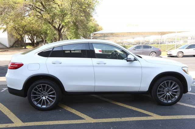 New 2017 Mercedes Benz Glc Glc300 Sport Coupe In Austin