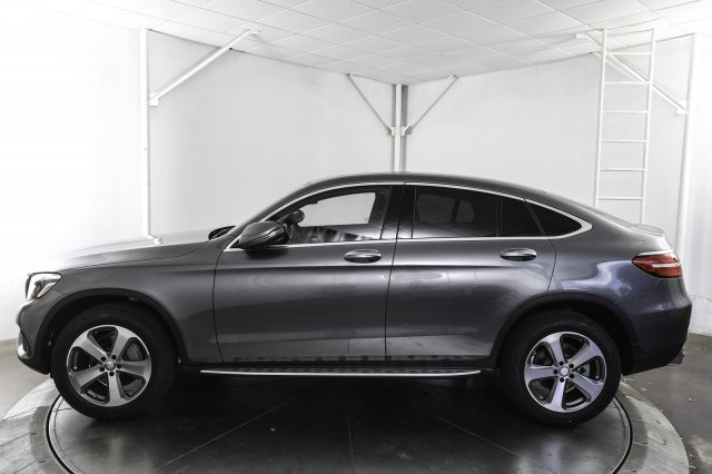 New 2017 mercedes benz glc glc300 coupe in austin m56749 for Mercedes benz glc300 coupe