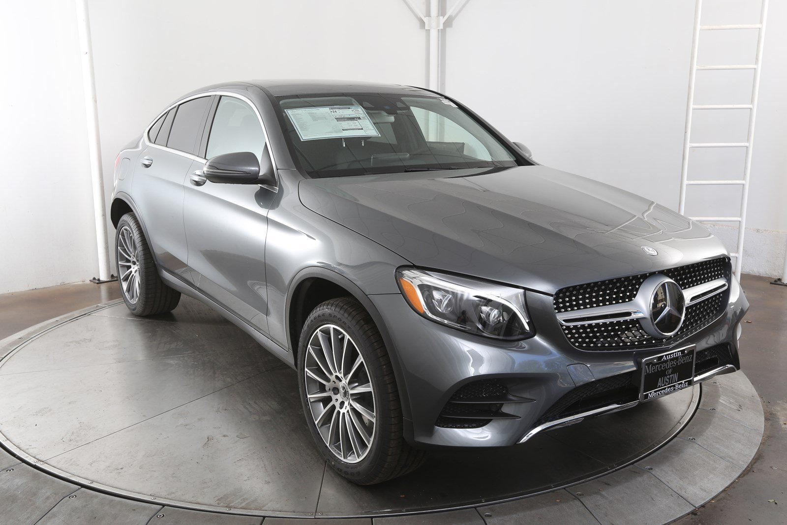 New 2017 Mercedes-Benz GLC GLC300 Sport
