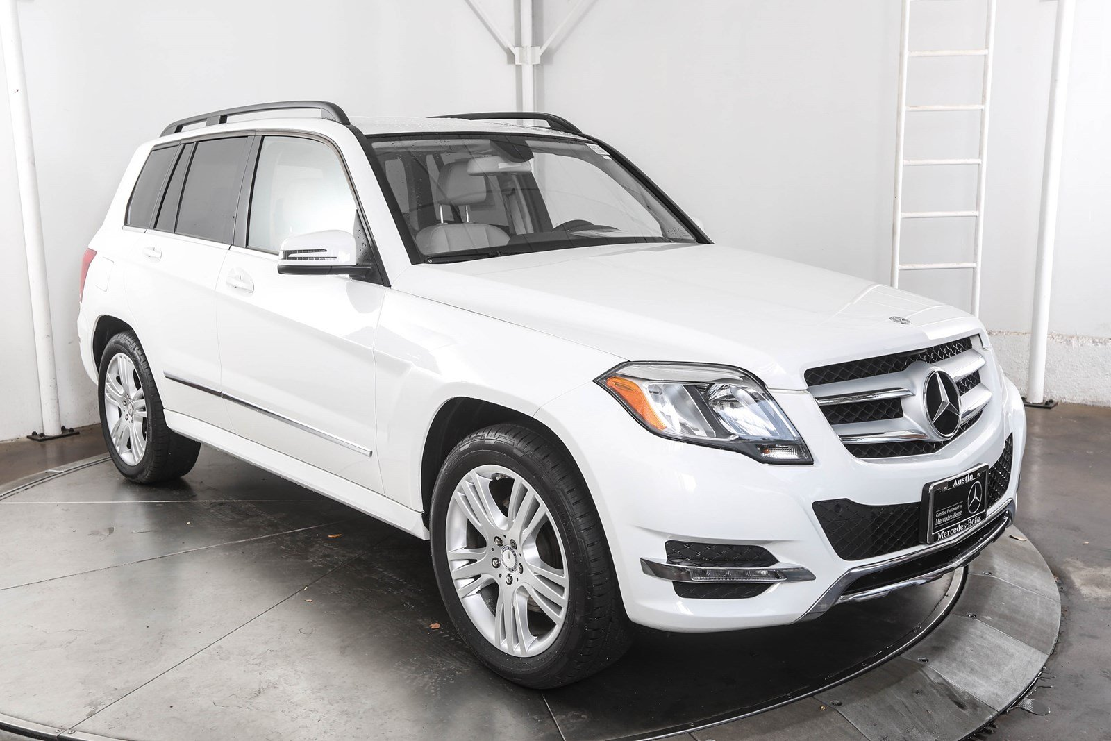 Certified Pre Owned 2014 Mercedes Benz GLK GLK 350
