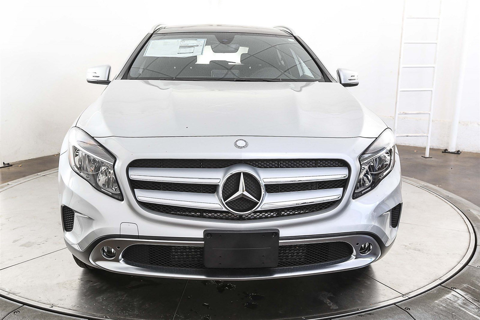 Pre Owned 2017 Mercedes Benz Gla Gla 250 Suv In Austin