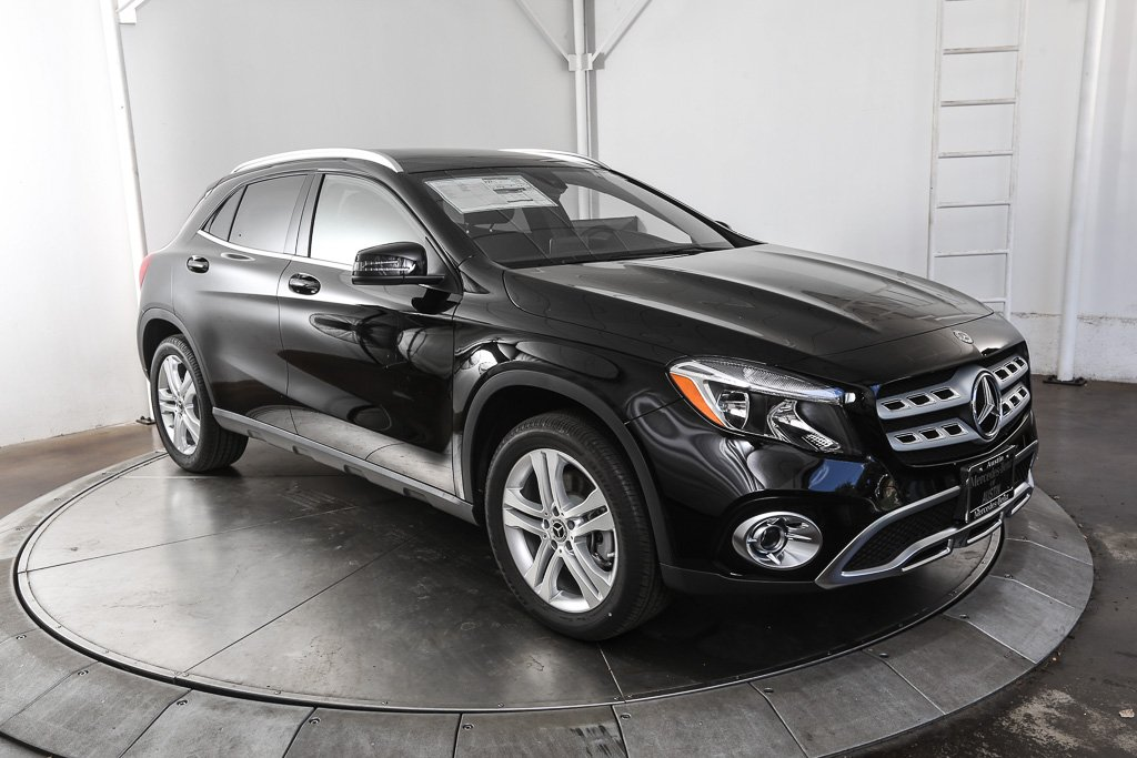 Certified Pre Owned 2018 Mercedes Benz Gla Gla 250 4d