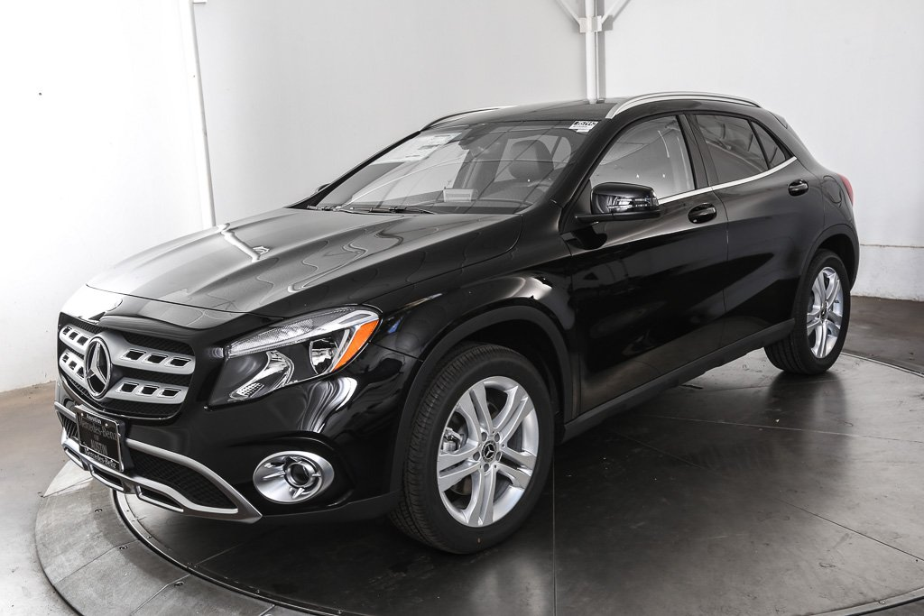 Pre owned 2018 mercedes benz gla gla 250 suv in austin for Mercedes benz of austin austin tx