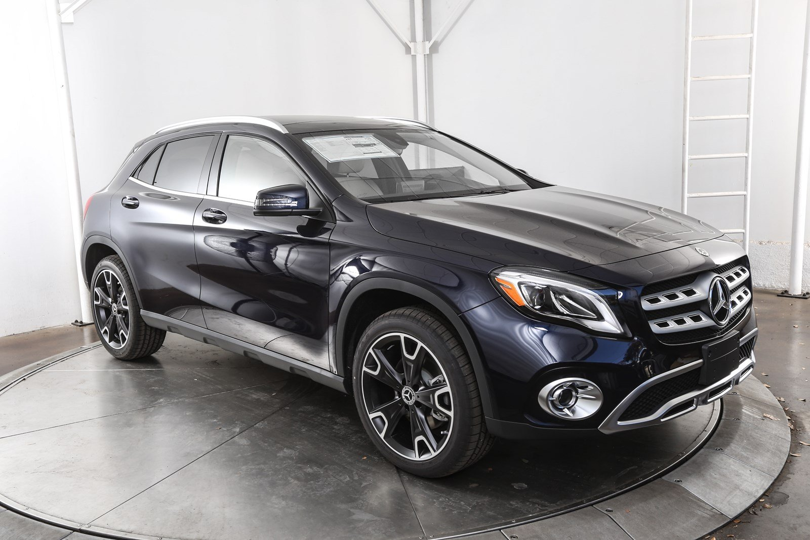 New 2018 mercedes benz gla gla 250 4d sport utility in for Mercedes benz b3 service