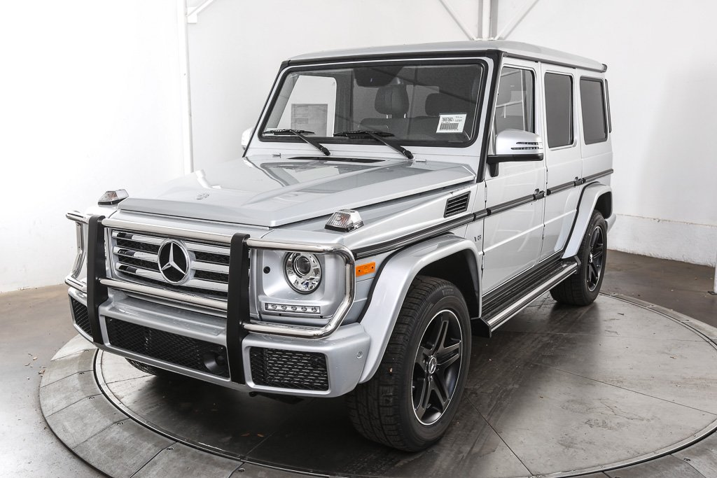 New 2017 mercedes benz g class g 550 suv in austin m56916 for 2017 mercedes benz g class msrp