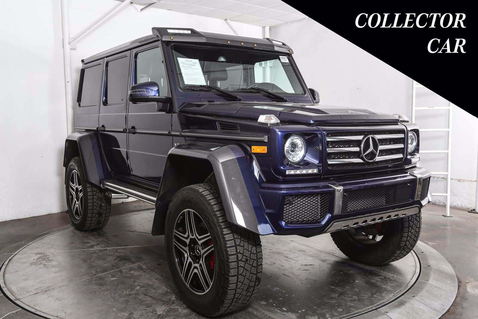 Certified Pre-Owned 2018 Mercedes-Benz G-Class G 550 Squared