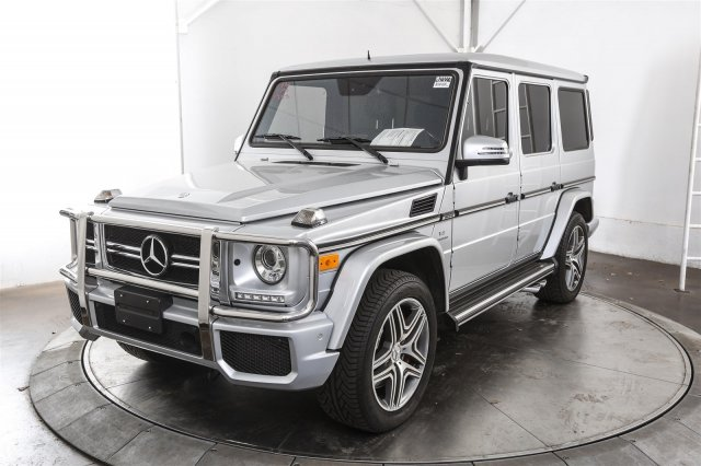 Certified pre owned 2013 mercedes benz g class g63 suv in for Pre owned mercedes benz suv