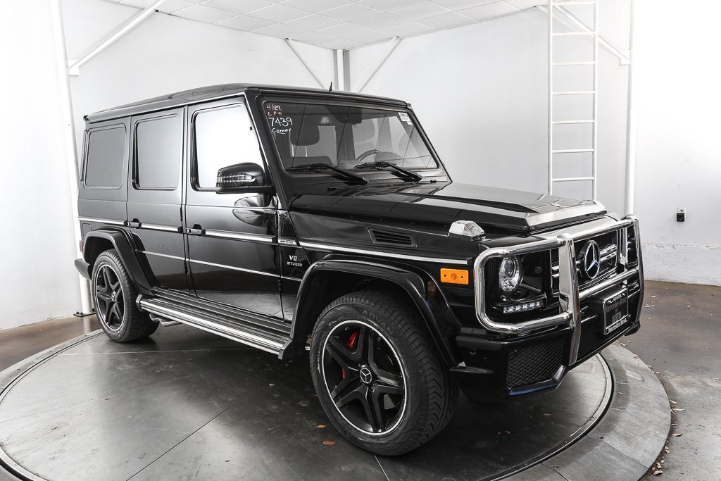 Certified Pre Owned 2014 Mercedes Benz G Class G 63 AMG®
