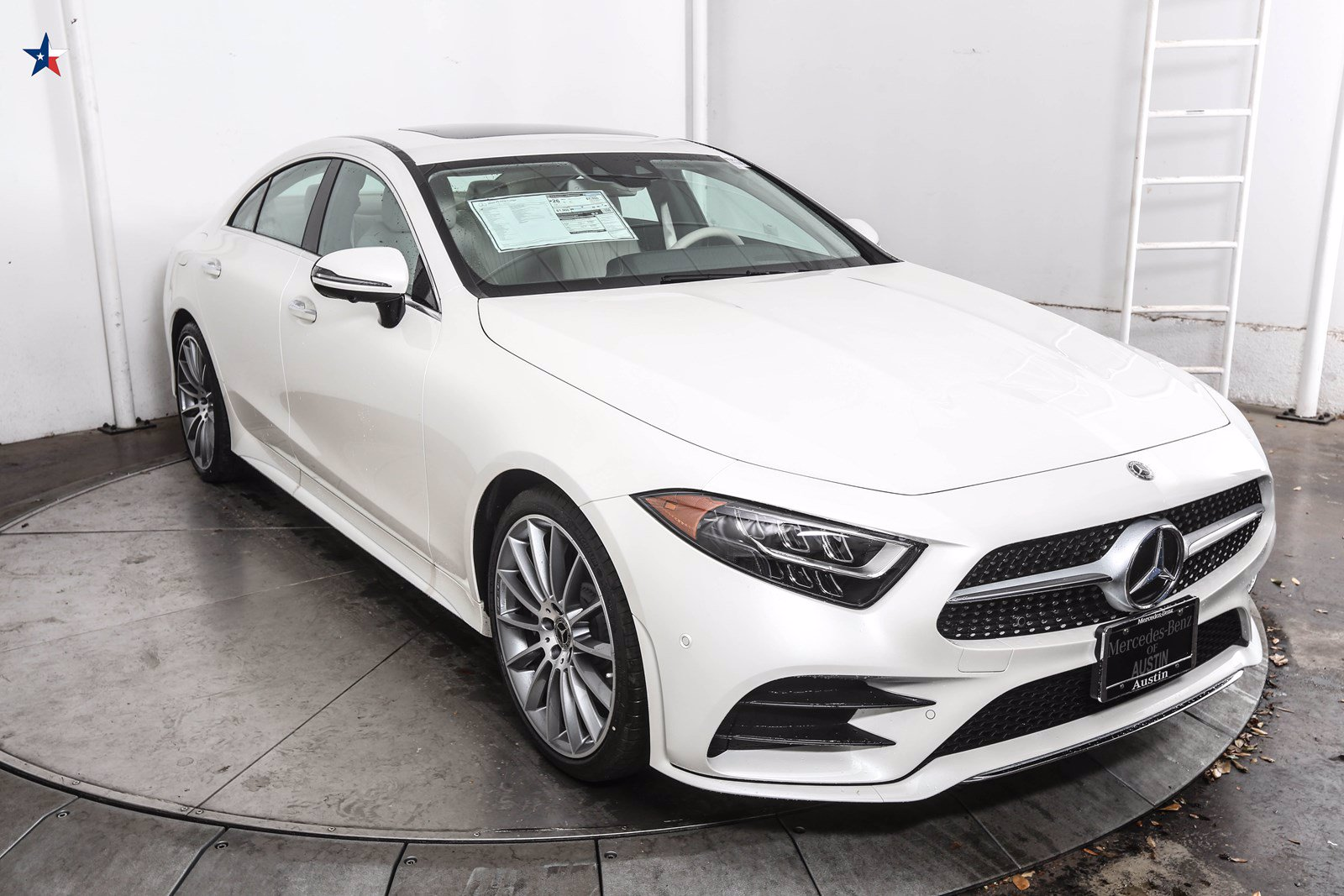 Pre-Owned 2020 Mercedes-Benz CLS CLS 450