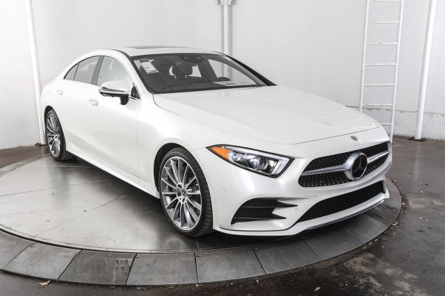 Mercedes Of Austin >> New 2019 Mercedes Benz Cls 450 With Navigation