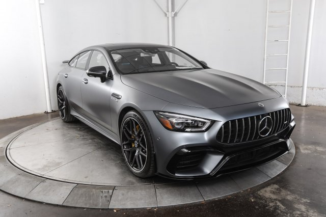 New 2019 Mercedes-Benz AMG® GT AMG® GT 63 S 4MATIC®