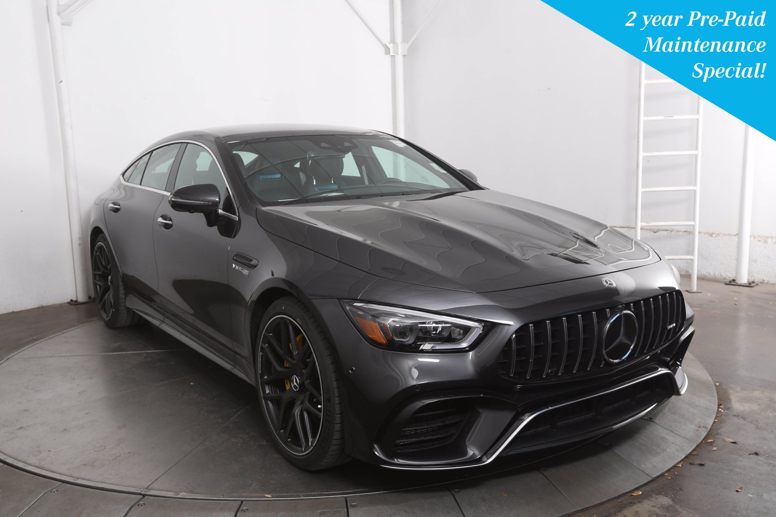 New 2020 Mercedes-Benz AMG® GT AMG® GT 63 S 4MATIC®