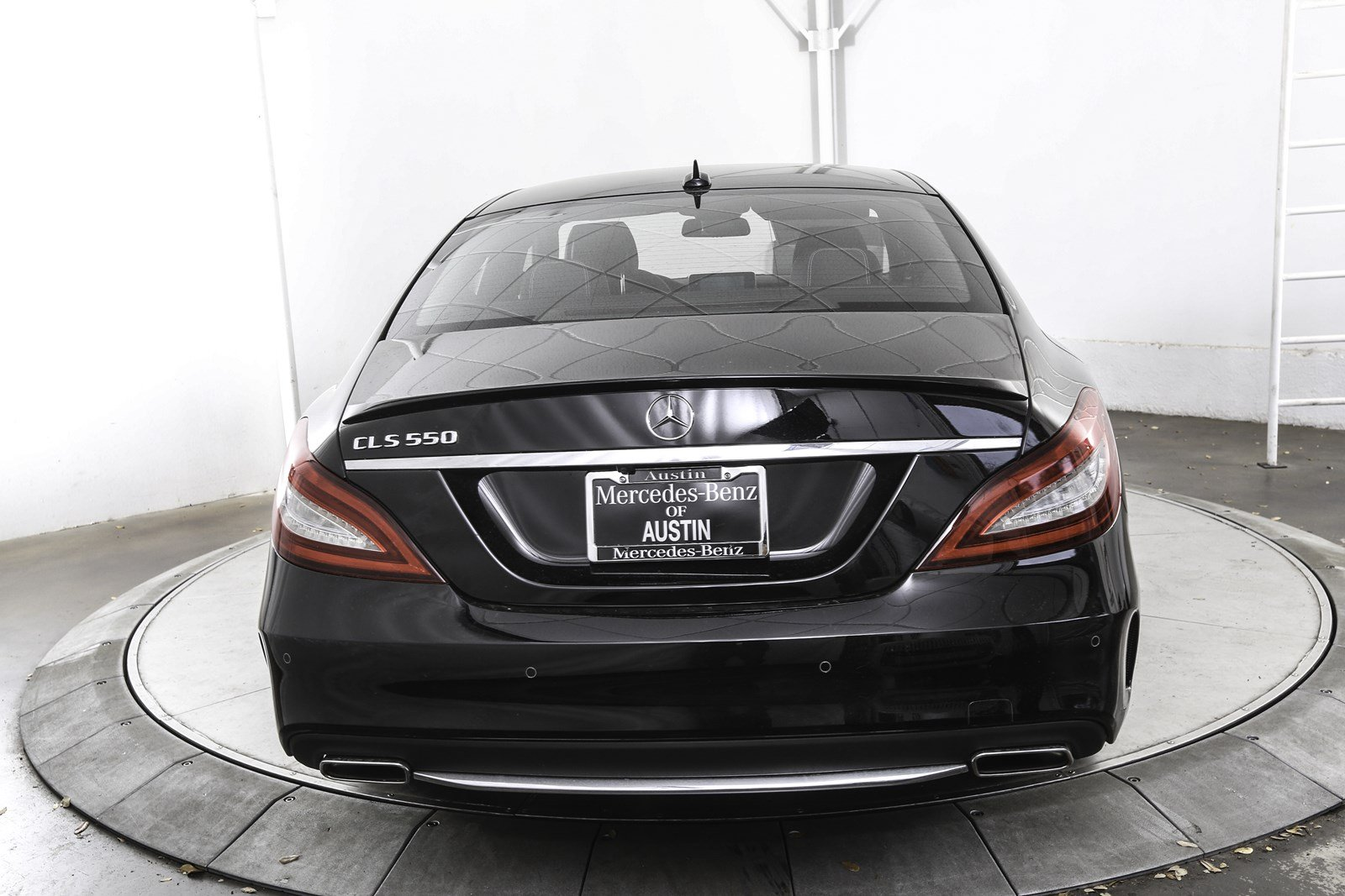 New 2017 mercedes benz cls cls 550 coupe in austin m56734 for Mercedes benz of austin
