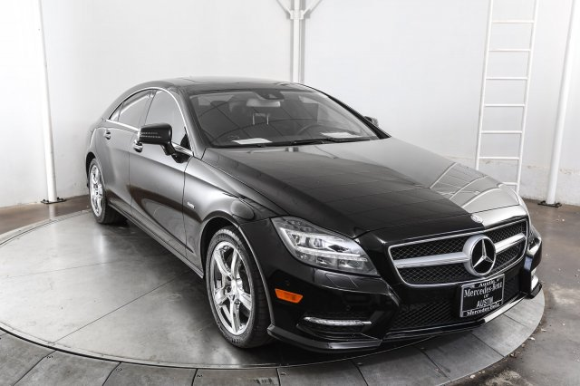 Pre-Owned 2012 Mercedes-Benz CLS CLS550