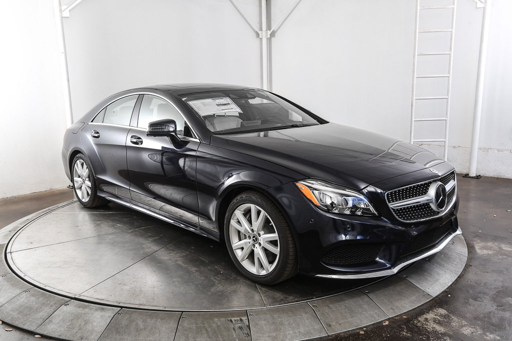 2018 mercedes benz cls. fine mercedes new 2018 mercedesbenz cls 550 in mercedes benz cls