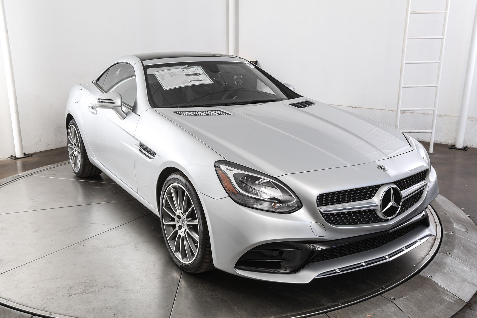 New 2018 mercedes benz slc slc 300 2d convertible in for New mercedes benz convertible