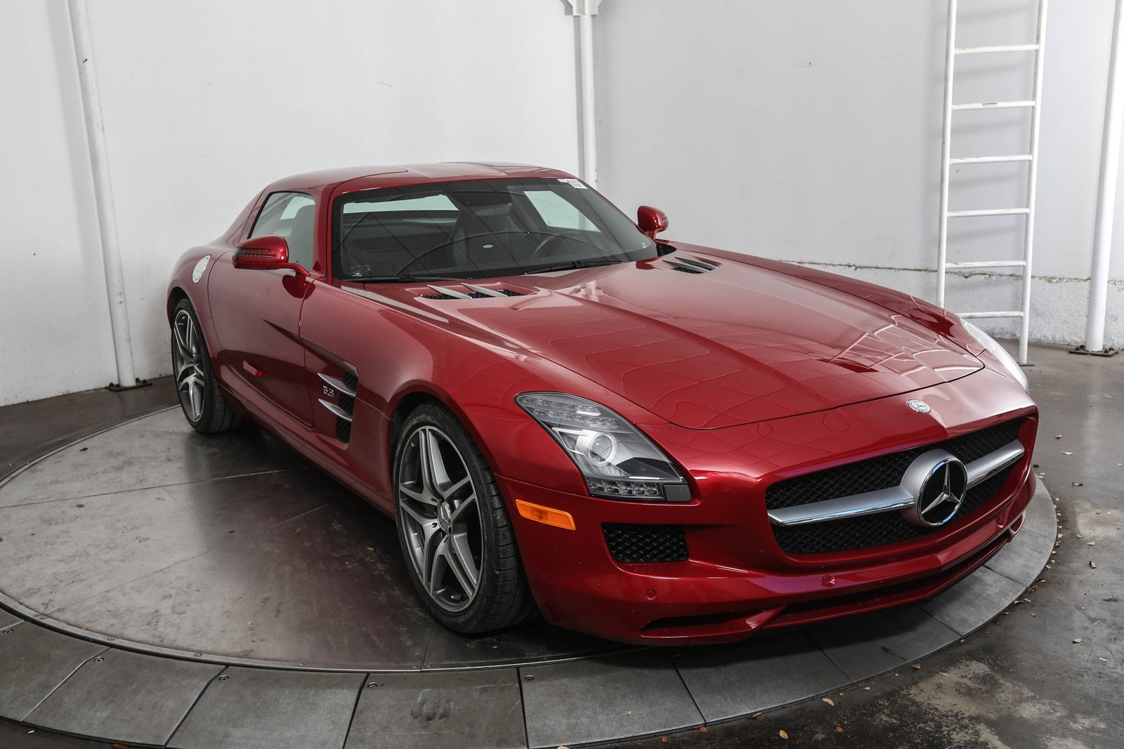 Pre-Owned 2011 Mercedes-Benz SLS AMG®