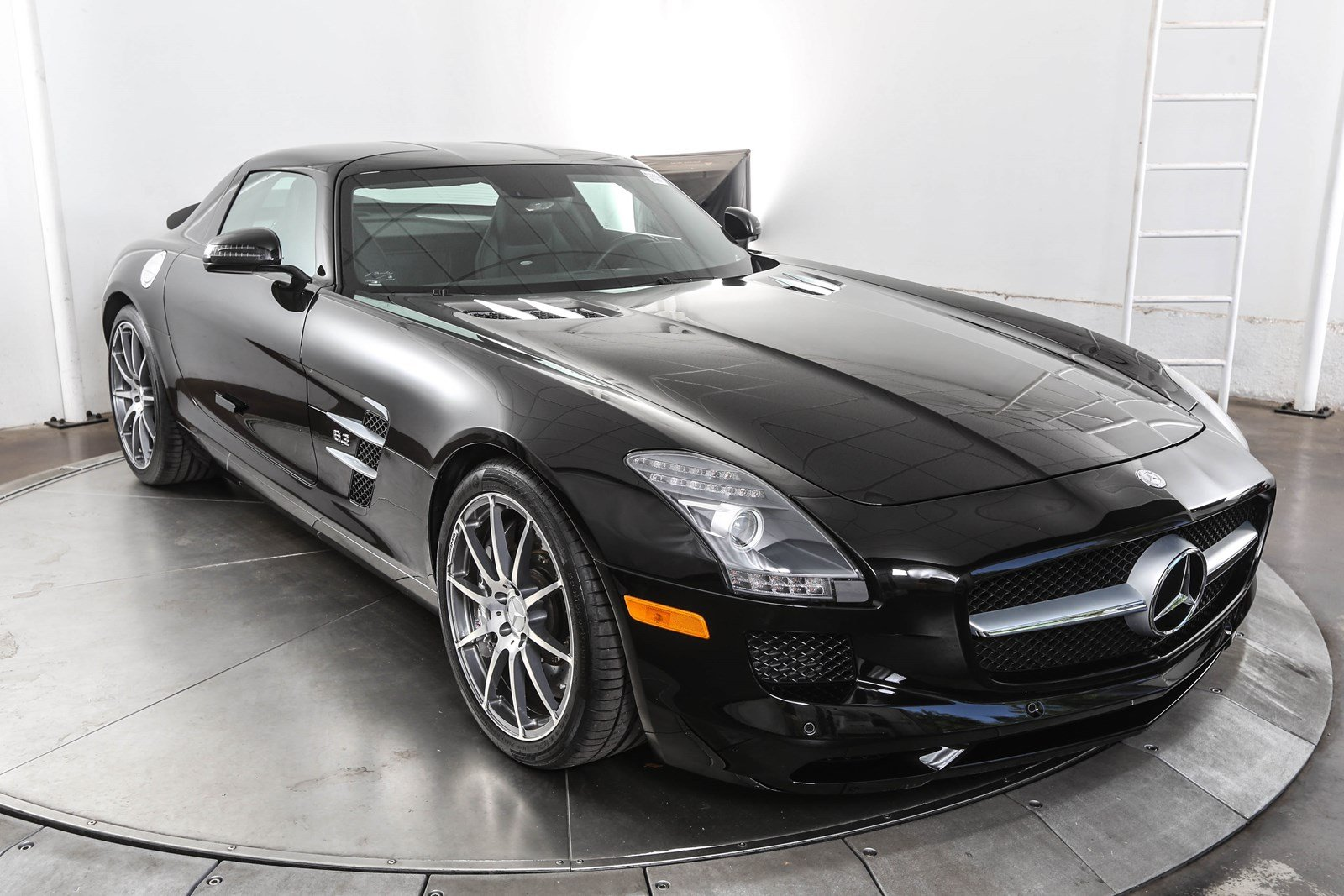 Pre Owned 2011 Mercedes Benz SLS AMG®