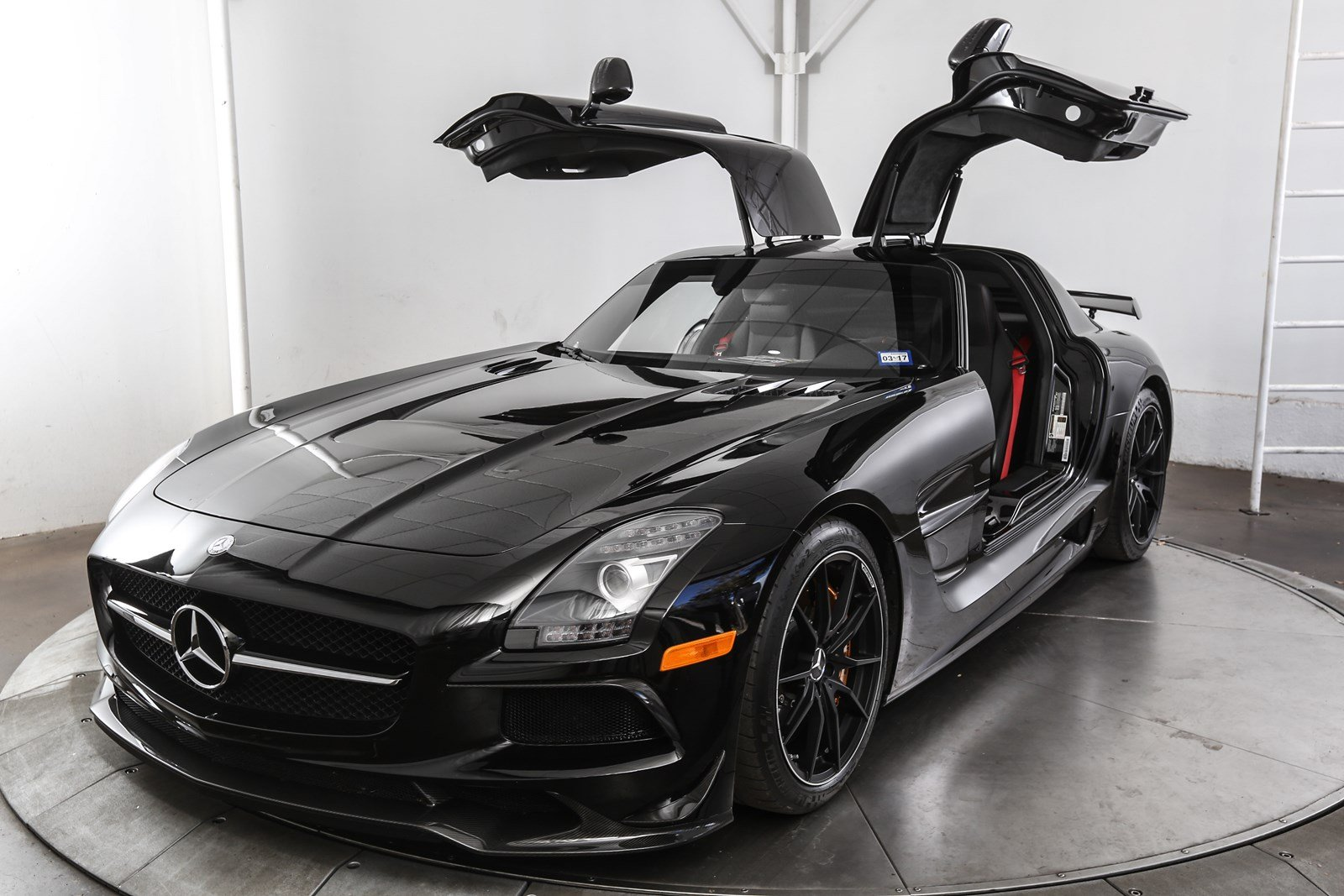 Pre owned 2014 mercedes benz sls amg black series 2d for Mercedes benz buckhead preowned