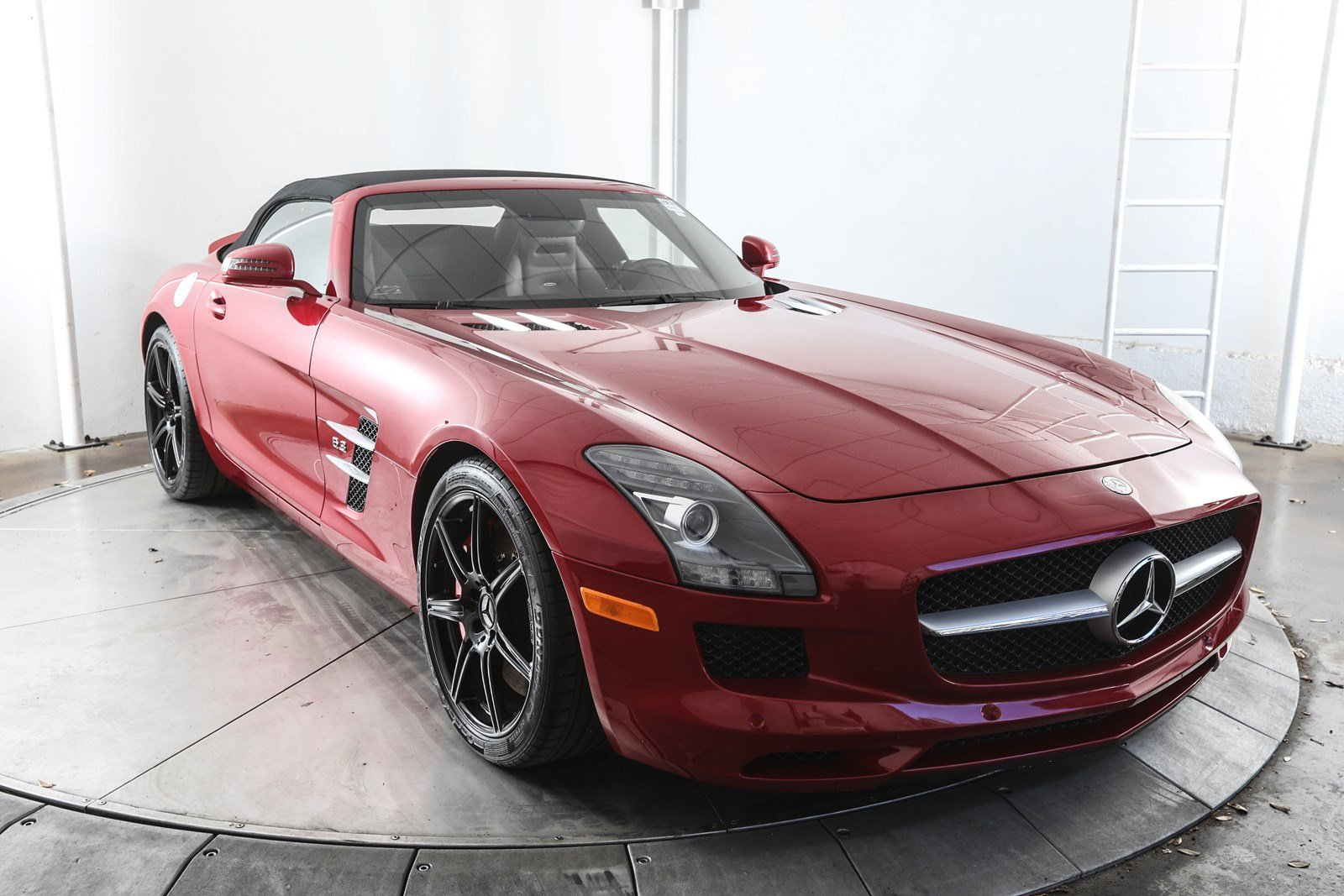 Pre Owned 2012 Mercedes Benz SLS AMG®