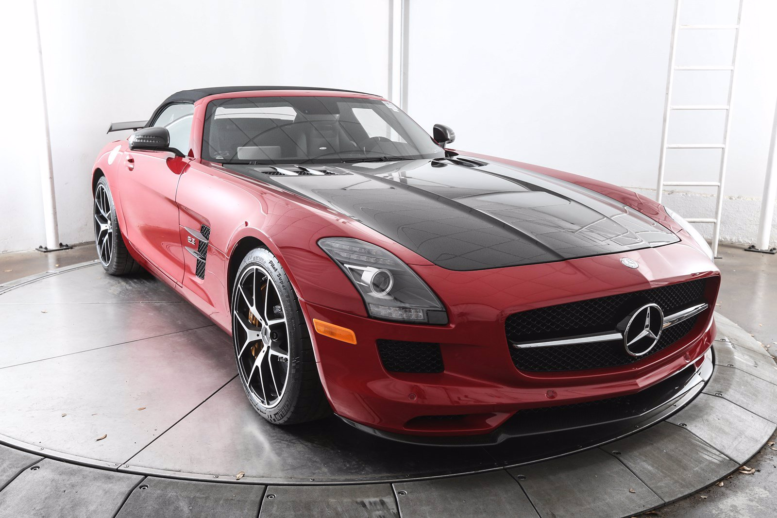 Pre Owned 2017 Mercedes Benz Sls Amg