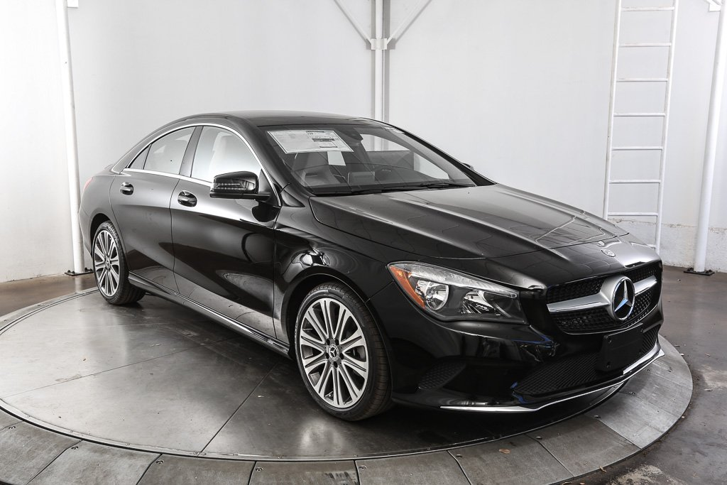 New 2018 mercedes benz cla cla 250 coupe in austin m57716 for Mercedes benz cla 250 msrp