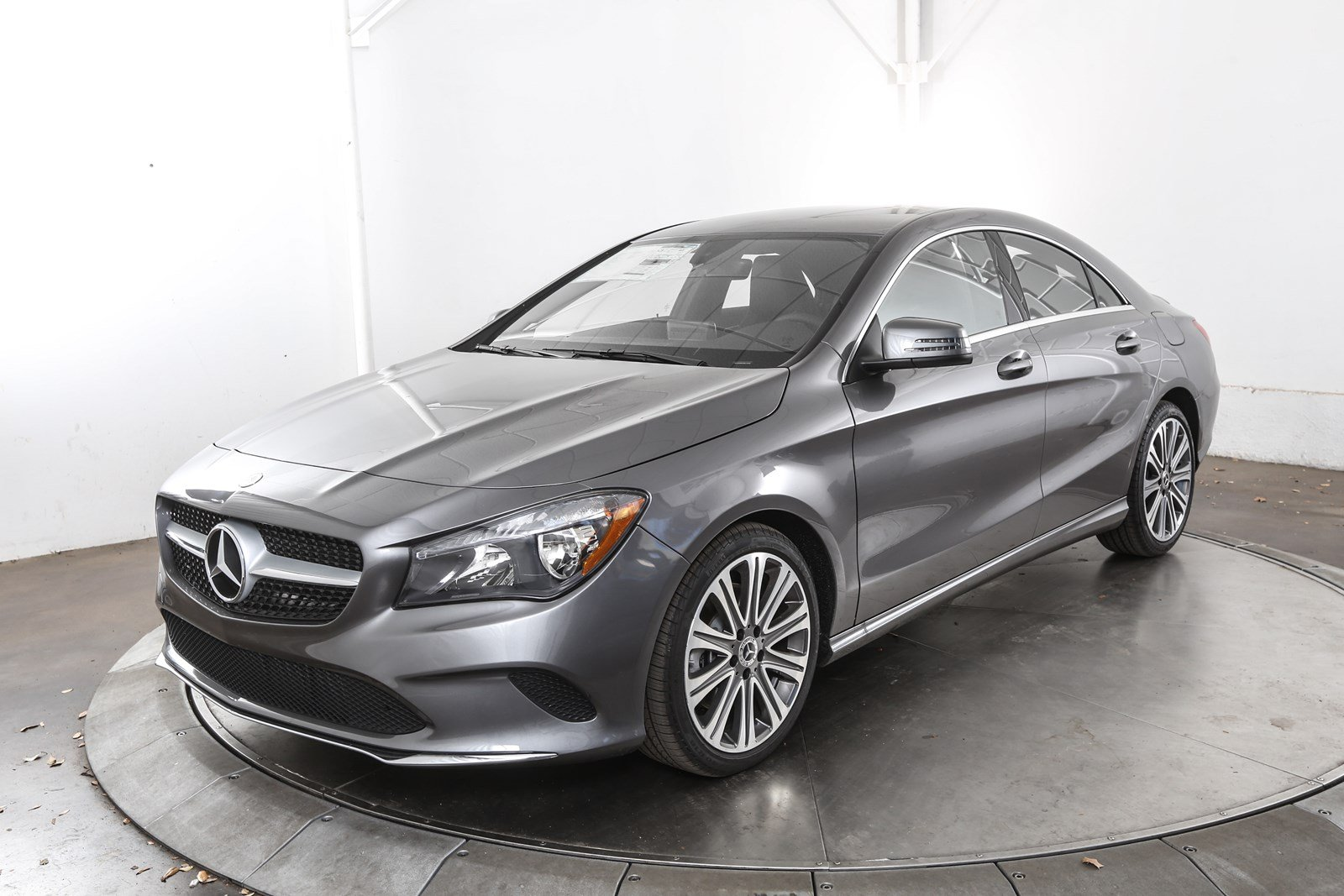 New 2018 mercedes benz cla cla 250 coupe in austin m58152 for Mercedes benz cla 250 msrp