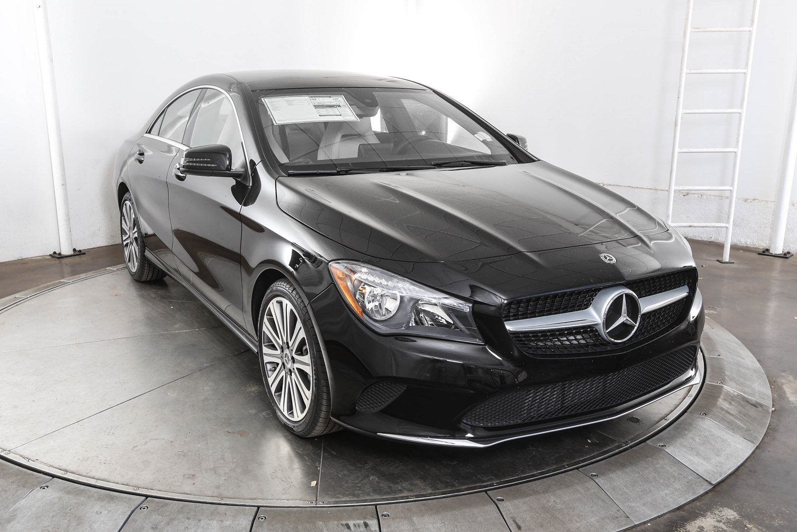 New 2018 mercedes benz cla cla 250 coupe in austin m58428 for Mercedes benz cla 250 msrp