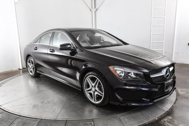 Certified Pre-Owned 2014 Mercedes-Benz CLA CLA250 Sport