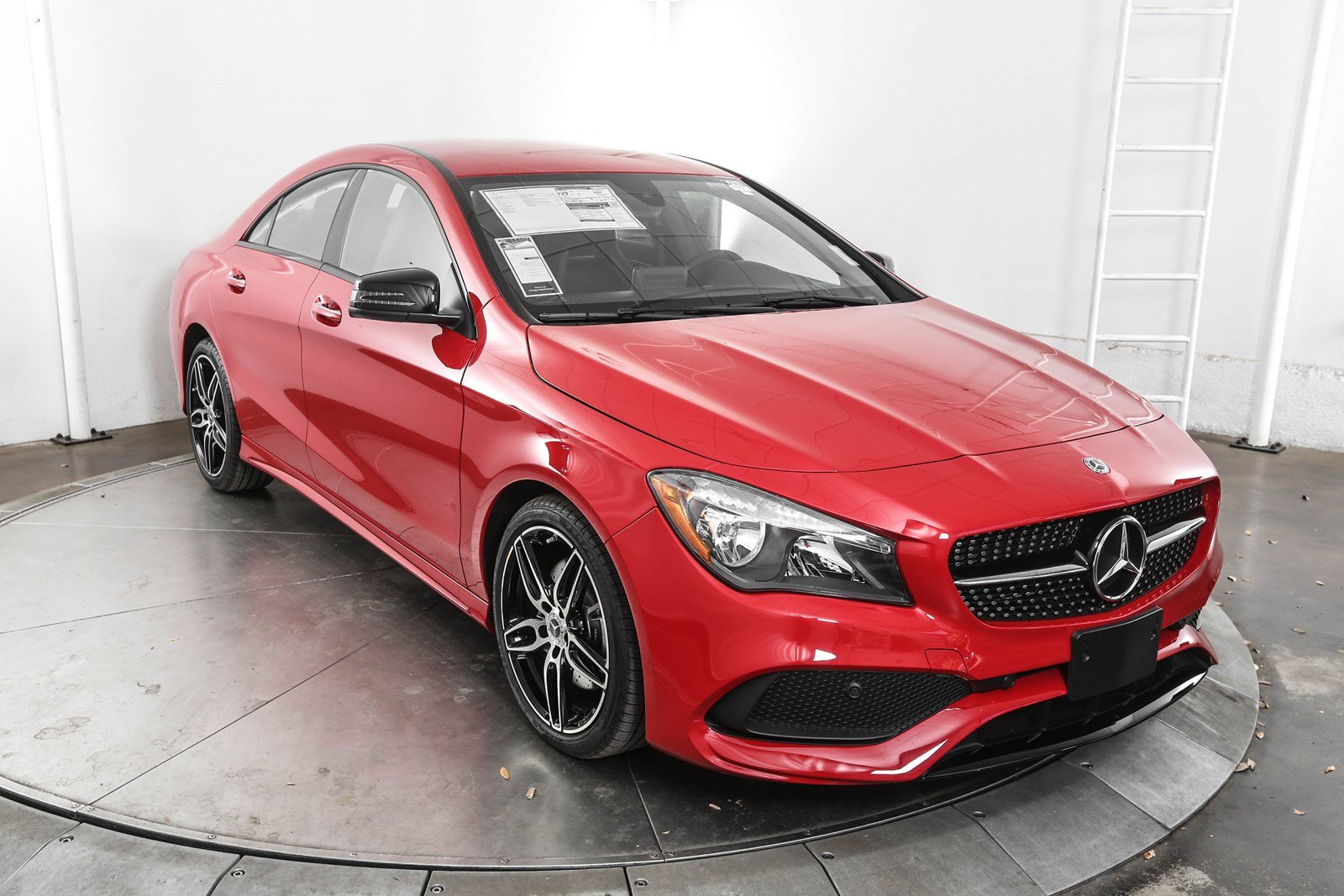 New 2018 mercedes benz cla cla 250 coupe in austin m58387 for Mercedes benz cla 250 msrp
