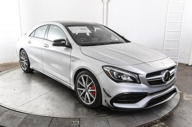 New 2017 Mercedes-Benz CLA CLA45