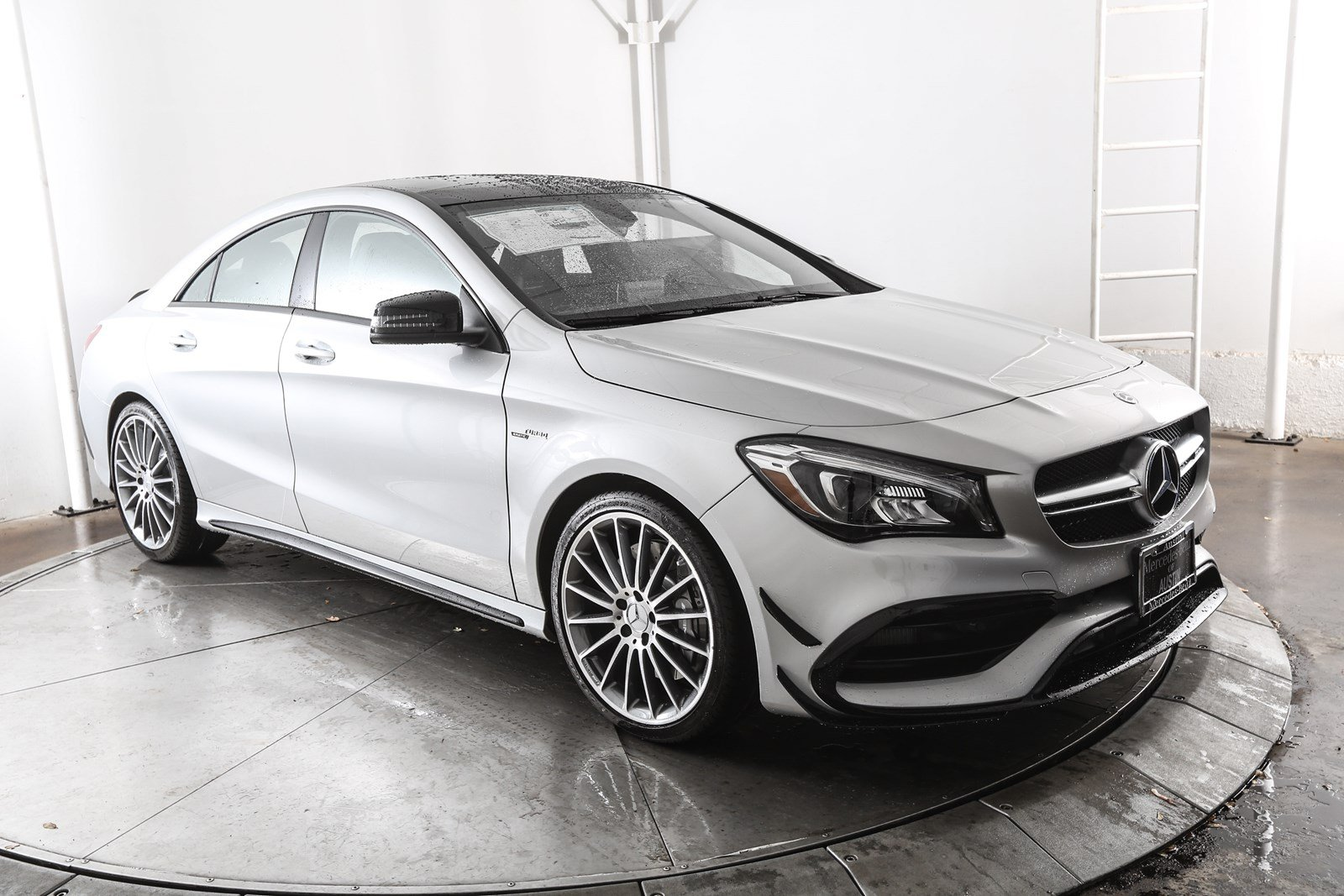 Mercedes Benz mercedes benz cla 45 : New 2018 Mercedes-Benz CLA AMG® CLA 45 Coupe Coupe in Austin ...