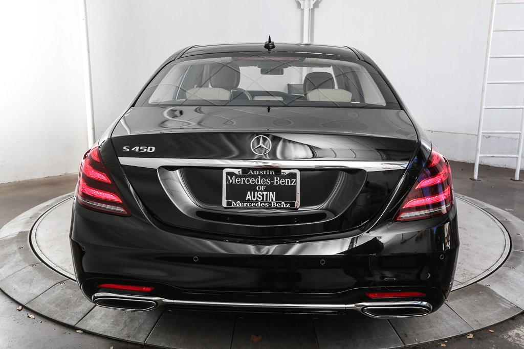 This Car Is Nicely Equipped With Features Such As Sport Package Code, 2018  Mercedes Benz S Class S 450 In Black, 4MATIC®®, Almond/Mocha Le Leather, ...